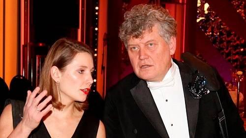 Miroslav Hanuš a jeho dcera