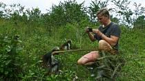 František Gebr miluje přírodu, cestování a touží pomáhat lidem kolem sebe.