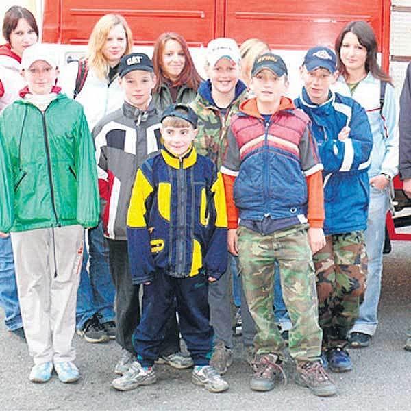 Dobrovolní hasiči ze Smržovky se nemusí bát o svou budoucnost, jejich mládež drží český rekord.