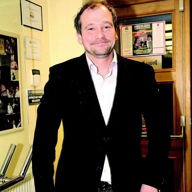 Herec Marek Taclík přiznal, že v mládí zkoušel drogy.