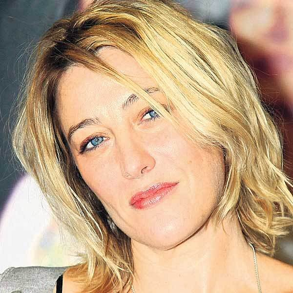 Valeria Bruni, herečka, která točí i lechtivé filmy.