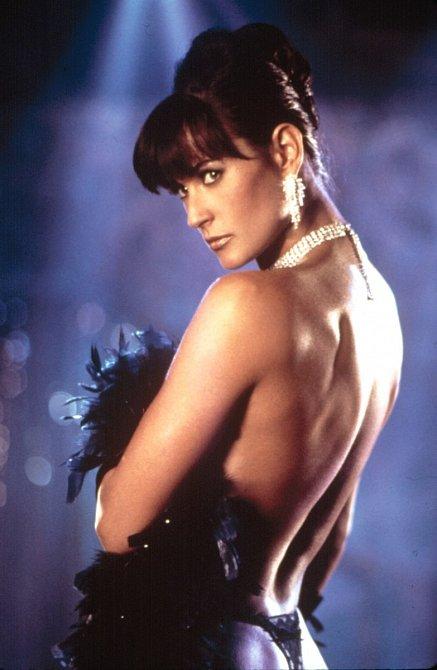 Demi Moore byla neuvěřitelná kráska.