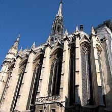 Pařížská kaple patří ke skvostům gotiky.