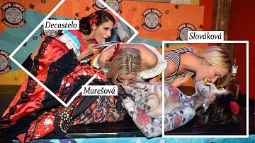 Neuhádnete, do čeho se tři české krásky pustily...