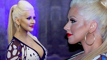 Christina Aguilera má nečekanou vadu na kráse.