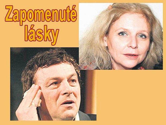 Olga Želenská se s Pavlem Trávníčkem rozešli ve zlém.