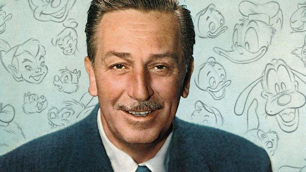 Slavný Walt Disney