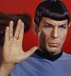 Spock je prvním a vědeckým důstojníkem hvězdné lodi USS Enterprise. Jako poloviční člověk a poloviční Vulkánec se spoléhá na logiku. Nemá emoce a tak je racionální protějšek kapitána Kirka.