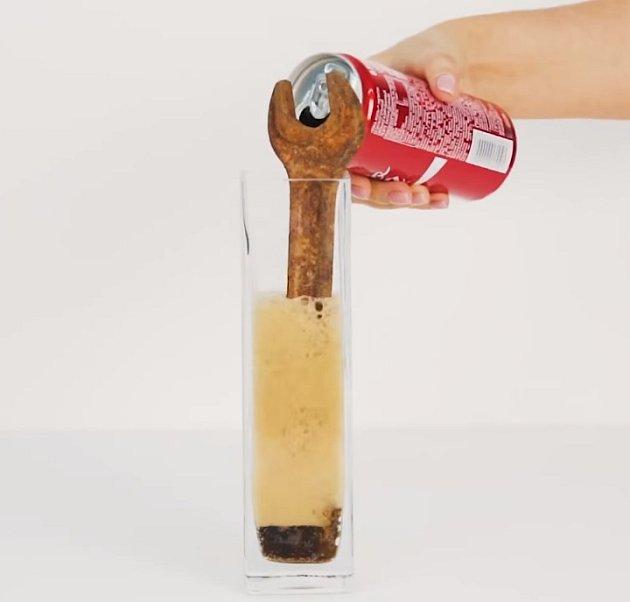 Kčemu všemu lze využít Coca Colu.