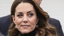 Kate Middleton slova Meghan nekomentovala.