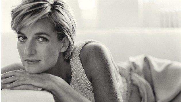 Princezna Diana. Krásná, ale přesto nepříliš šťastná