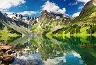 Pohoří Altaj je krásné a velmi rozlehlé. Záhadný tvor by se tu snadno skryl.