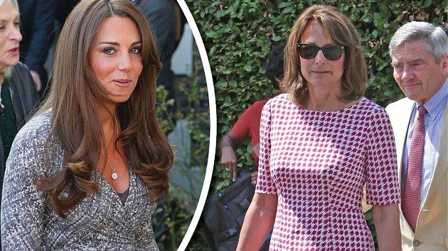 Maminka Kate se kvůli královské rodině prý vykašlala na tu vlastní…