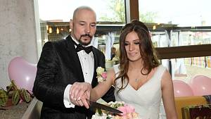Bohuš Matuš s manželkou Lucií