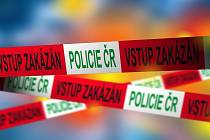 Policie ilustrační foto
