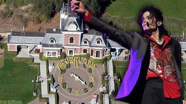 Někdejší království Michaela Jacksona si možná přivlastní jiná hvězda.