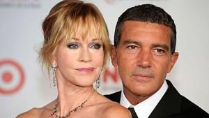 Manželství Antonia Banderase a Melanie Griffith je zřejmě minulostí.