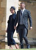 David Beckham a Victoria Beckham