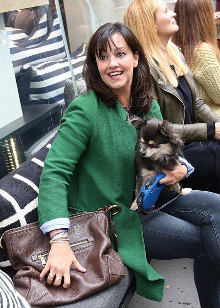 Tereza by bez svého psího kamaráda nedala ani ránu.