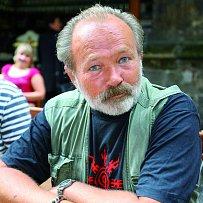 Hrušínský ml. přiznává, že na své děti není tak přísný, jako byl otec na něj a na bratra.