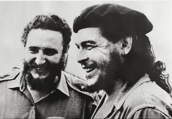 Che Guevara vůdce marxistů