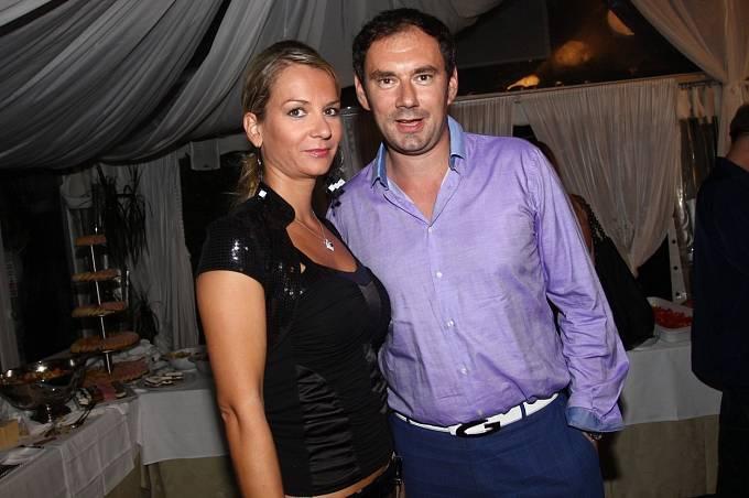 Emanuel Ridi bývalá manželka