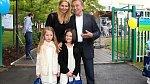 Karel Gott chybí hlavně své rodině.