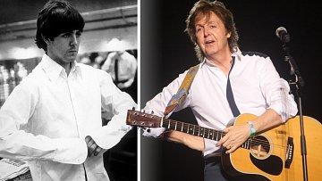Paul McCartney se na dovolené odhalil víc, než je u něj běžné.