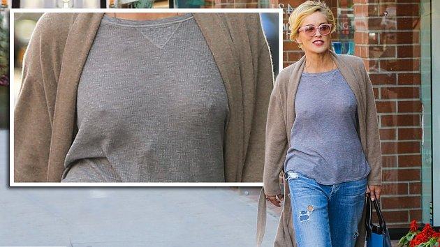 Tahle herečka se opravdu nestydí!