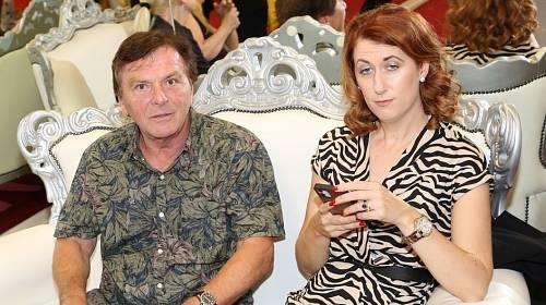 Pavel Trávníček a Monika Trávníčková