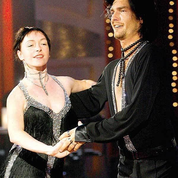 Táňa Vilhelmová má za sebou profesionální kariéru go-go tanečnice.