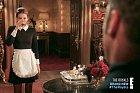 Keeley Hazell a její erotická scéna v seriálu The Royals.