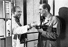 SBurtem Lancasterem vdramatu Ptáčník zAlcatrazu (1962)