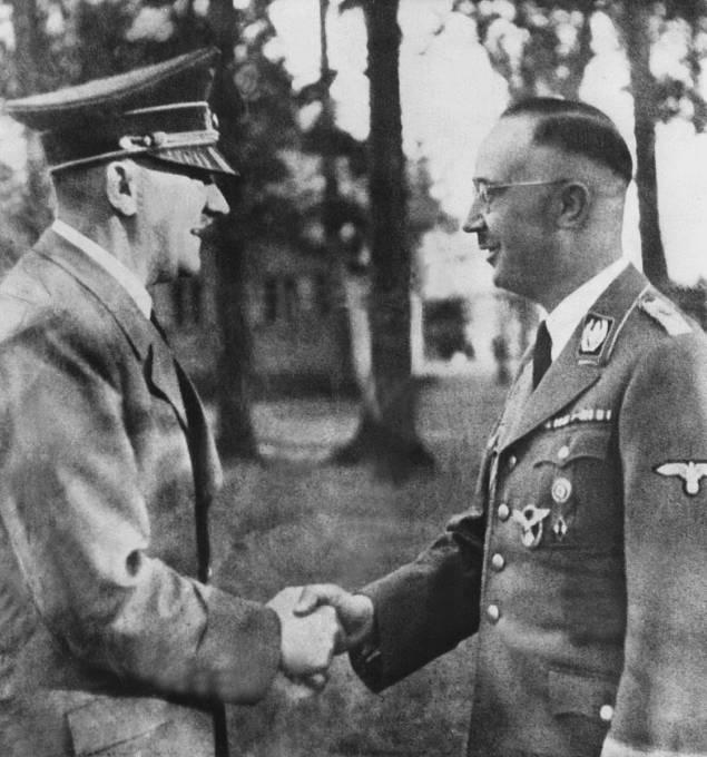 Himmler s Hitlerem