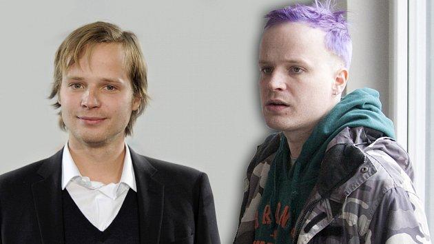 Herec Kryštof Hádek a jeho proměna ve filmu Kobry a užovky