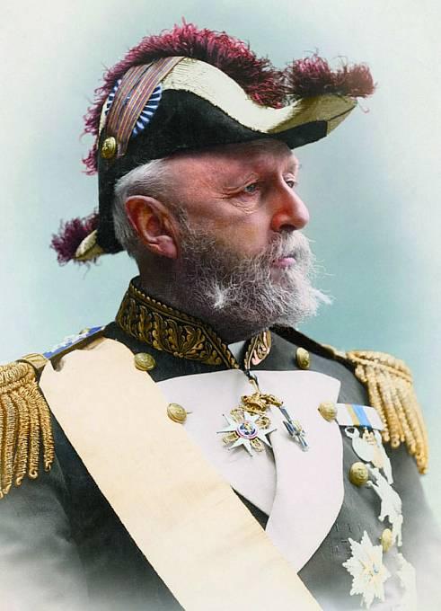 Král Oskar II. toužil monstrum ulovit, ale nedočkal se.