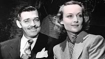 Gable-Lombardová, nejslavnější pár Hollywoodu své doby.