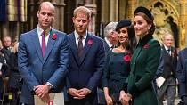 Princ William nemohl svému bratrovi přijít na jméno poté, co se Harry a jeho manželka Meghan rozhodli vzdát se svých královských povinností.