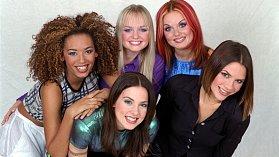 Spice Girls v roce 1996. Tehdy jim hudební svět ležel u nohou.