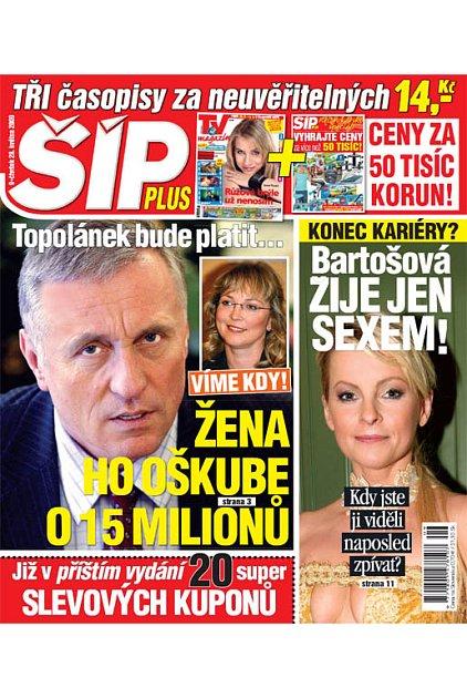 Titulka 28. 5. 2009