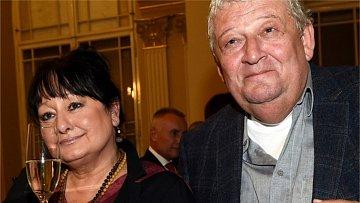 Eva Jurinová, manžel