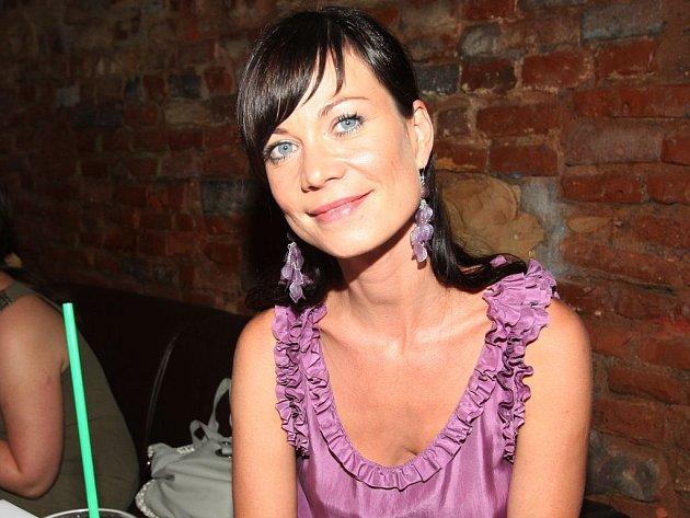 Šárka Ullrichová z Ulice je single.