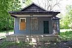 Opuštěný dům Arethy Franklin