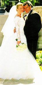 Manželství s Philipem Gogliou jí nevyšlo.