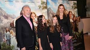 Karel Gott rodina