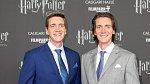 Jamesův má nejraději díl Harryho: Vězeň z Azkabanu.