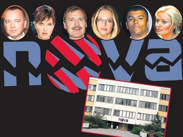 Moderátoři TV Nova