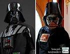 Na masku Darth Vadera z hvězdných válek stačí černý kýbl na hlavu.