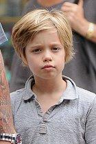 Dcera Shilon Jolie-Pitt