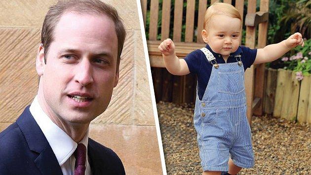 Princ George bude mít Vánoce jako žádné jiné mimino...